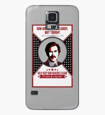 You Stay Classy! San Diego Case/Skin for Samsung Galaxy