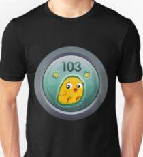 Glitch Achievement capon caterer T-Shirt