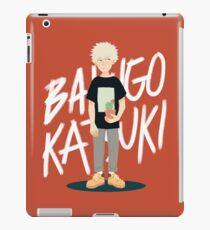 BNHA-Bakugo Katsuki iPad-Hülle & Klebefolie
