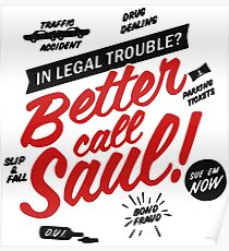 Better Call Saul! Poster