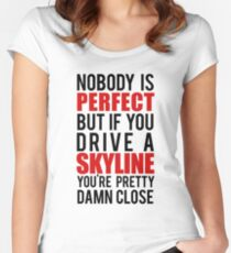 Skyline Owners Women's Fitted Scoop T-Shirt
