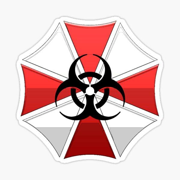 Resident evil Umbrella corp Sticker