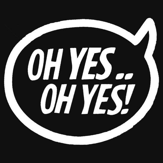 Oh Yes! by Andrew Footit on Dribbble