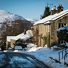Winter in Appletreewick by Dan Shalloe