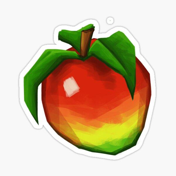 Wumpa Fruit Sticker