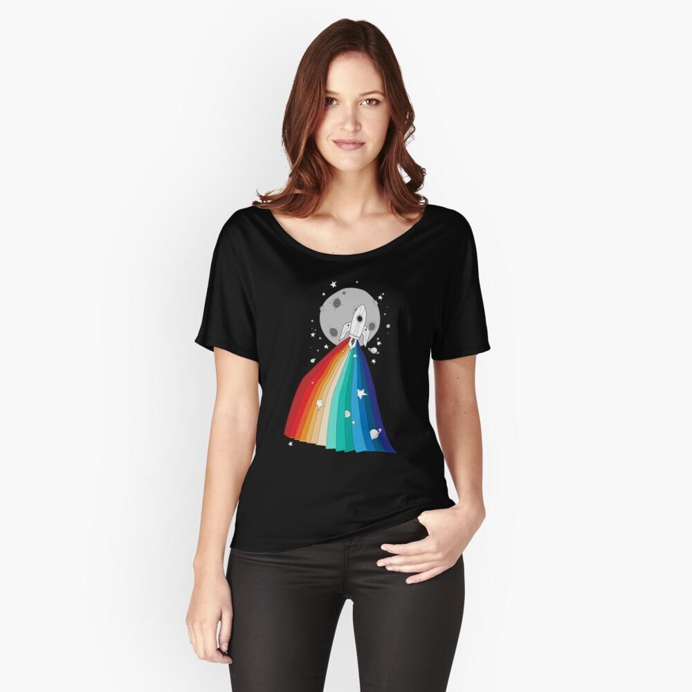 Stolz Rakete Loose Fit T-Shirt