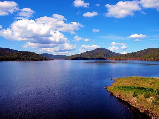 ADVANCETOWN LAKE by W E NIXON  PHOTOGRAPHY