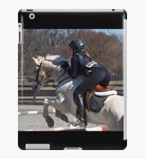 Competition Faces iPad Case/Skin