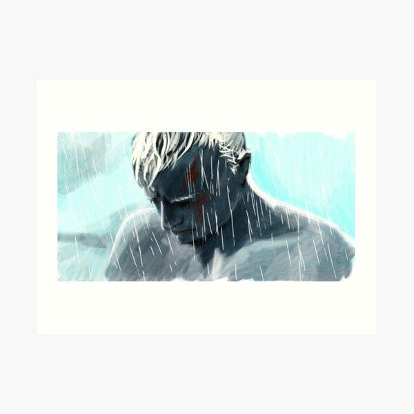 Blade Runner, Roy Impression artistique