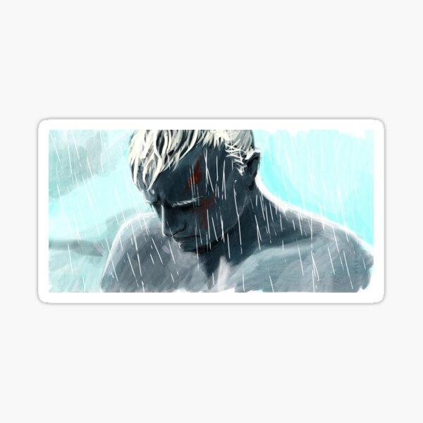 Blade Runner, Roy Sticker
