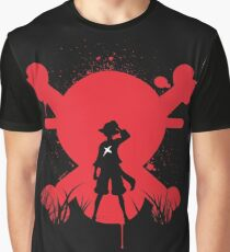 Luffy Graphic T-Shirt