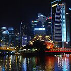 Singapore Sky Line #2 by FTML
