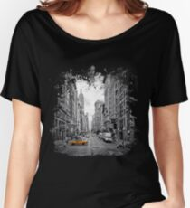New York City 5th Avenue Women's Relaxed Fit T-Shirt