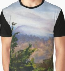 Honduran Countryside Graphic T-Shirt