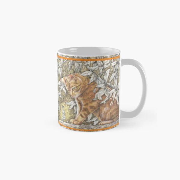 People in Leaves Mug classique