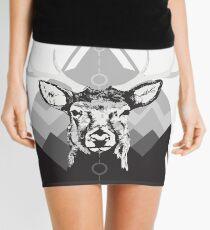 Modern spell Mini Skirt