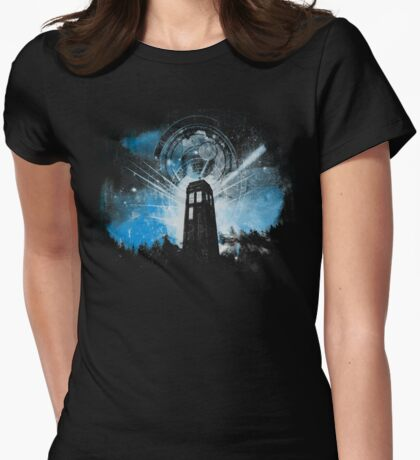 the lighthouse of gallifrey T-Shirt