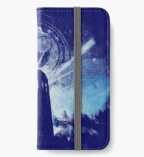 the lighthouse of gallifrey iPhone Wallet/Case/Skin