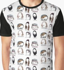SKAM Graphic T-Shirt