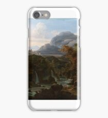 MATVEEV, FEDOR () View of the Roman Campagna iPhone Case/Skin