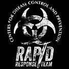 CDC - Rapid Response Team (White Out) by godgeeki