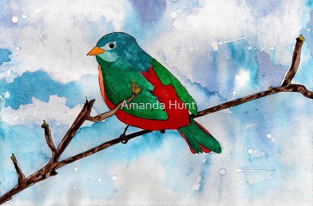 Bright Bird by KeLu