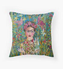 Frida- Etoile Throw Pillow