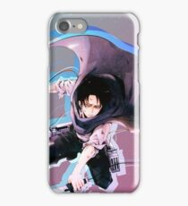 levi ackerman iPhone Case/Skin