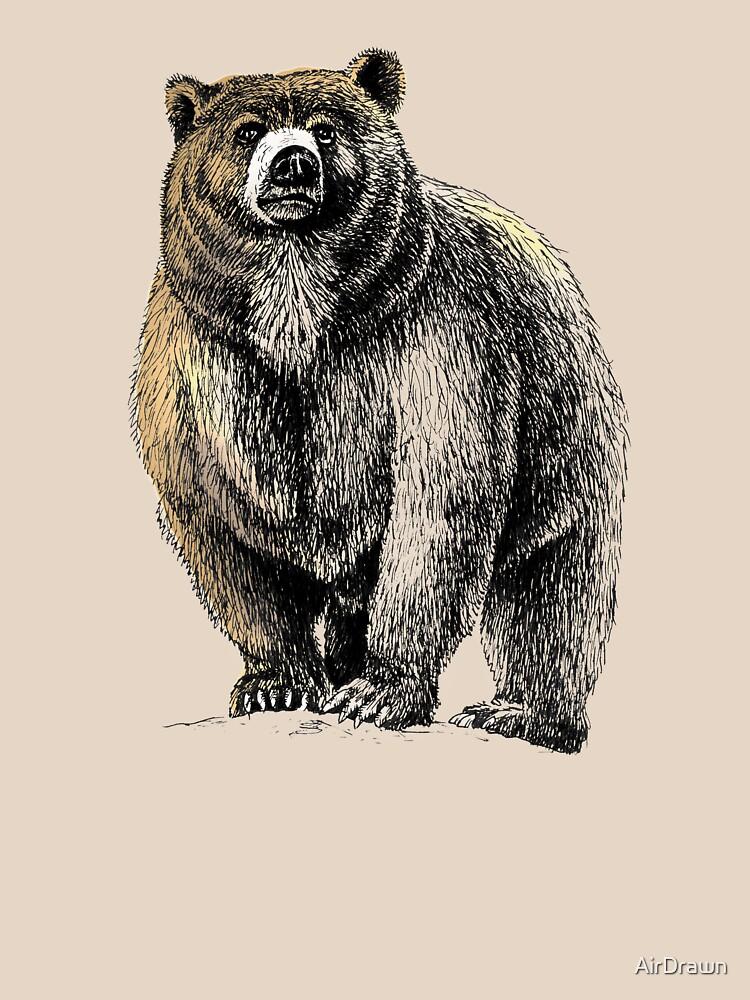 The Great Bear - A fierce protector | Unisex T-Shirt