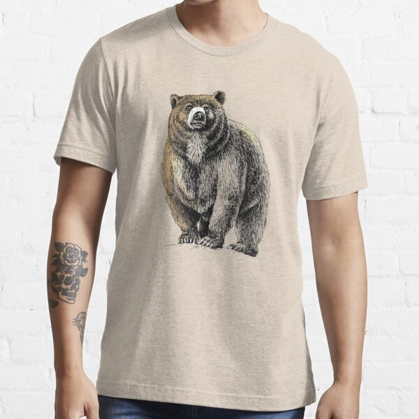 The Great Bear - A fierce protector Essential T-Shirt