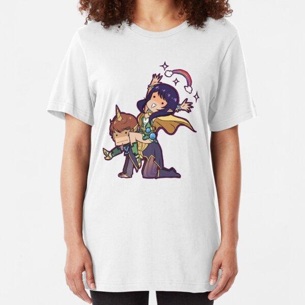 magical adventure Slim Fit T-Shirt