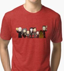 They're creepy and they're kooky Tri-blend T-Shirt