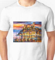 CANNES - FRANCE - Leonid Afremov Unisex T-Shirt