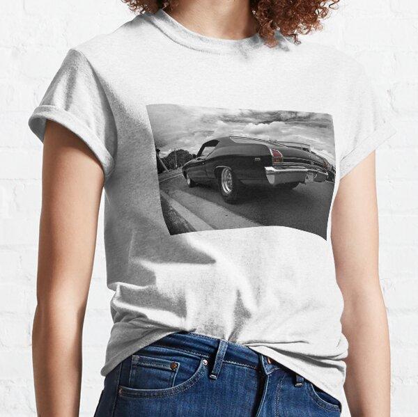 1969 Chevy Chevelle SS b&w(-ish) Classic T-Shirt