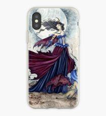 The Moon Is Calling iPhone Case