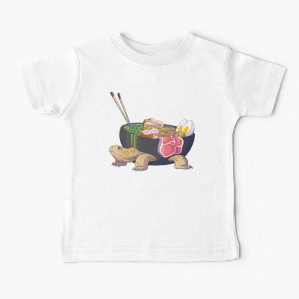 Ramen Tortoise  Baby T-Shirt
