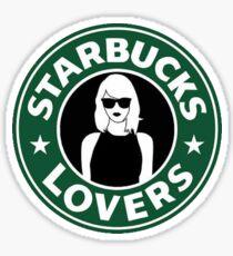STARBUCKS LOVERS #1 Sticker