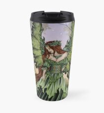 Lady of the Forest Travel Mug