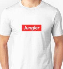 Jungler Box Logo Unisex T-Shirt