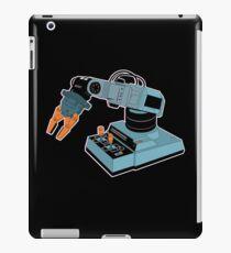 Eighties Robot Arm iPad Case/Skin