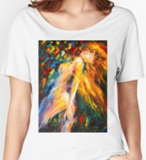 BIAS - Leonid Afremov Women's Relaxed Fit T-Shirt