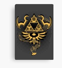 Ocarina of Time Canvas Print