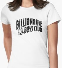 Billionaire Boys Womens Fitted T-Shirt