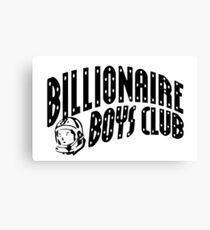 Billionaire Boys Canvas Print