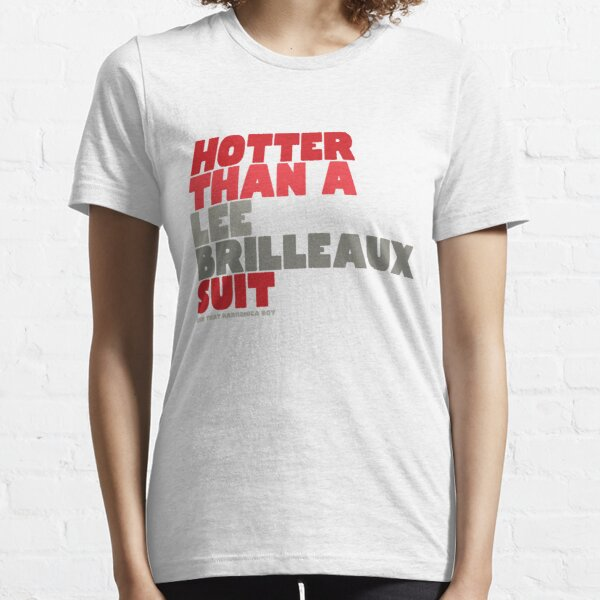 Hotter than a Lee Brilleaux Suit [kick that harmonica boy!] Essential T-Shirt