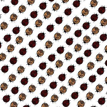 peace ladybug by pauljsimms