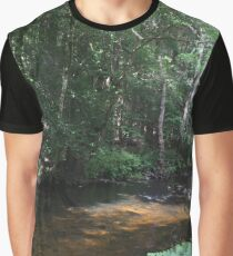 Woodland River Graphic T-Shirt