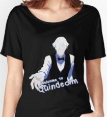 Death Parade Women's Relaxed Fit T-Shirt