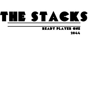 Ready Player One - The Stacks by Prophecyrob