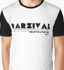 Ready Player One - Parzival Graphic T-Shirt